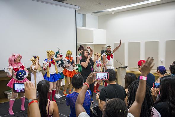 Sailor Moon Toronto