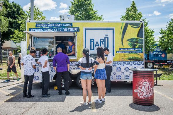 Baro Food Truck Toronto