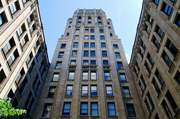 whitney block tower