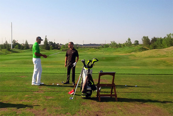 golf lessons toronto