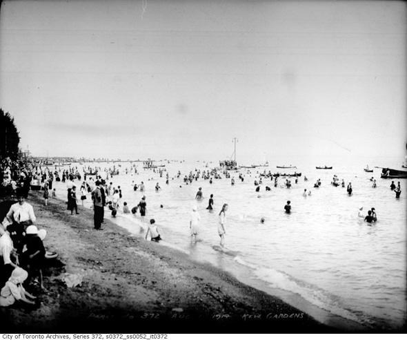toronto heat wave 1936