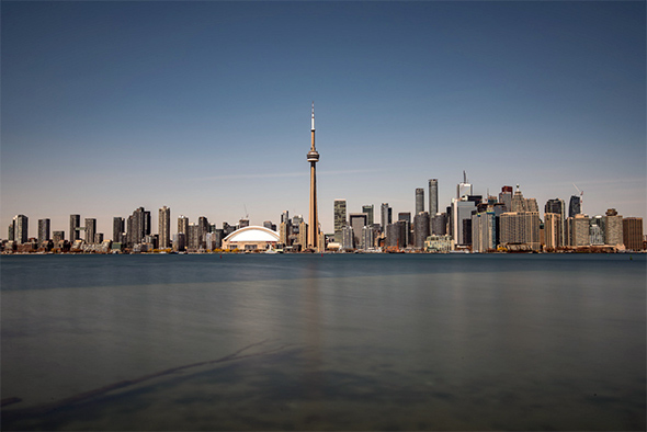 See how Toronto&#39-s skyline has changed since the &#39-60s in this then ...
