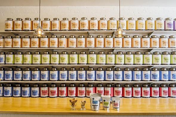 tea toronto