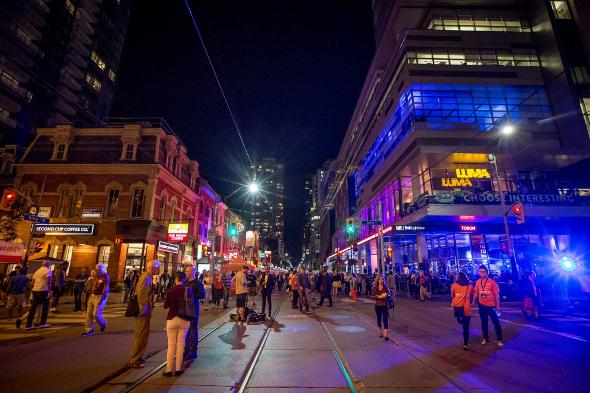TIFF ttc Toronto