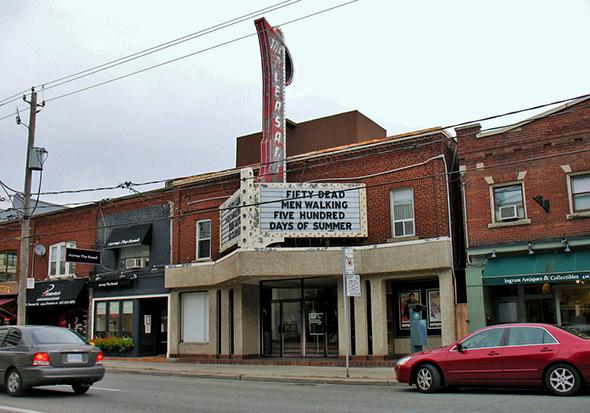 Mount pleasant cinema