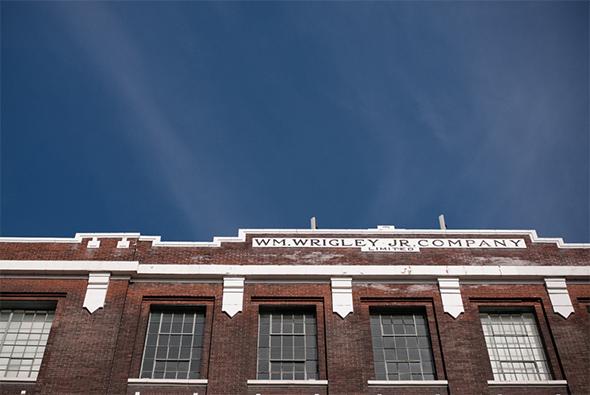 Wrigley Building Toronto