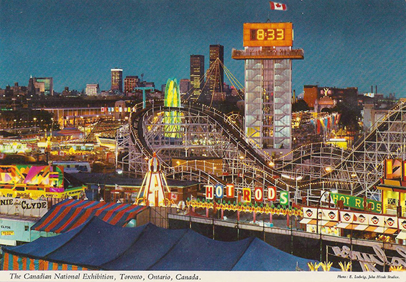 Shell Tower CNE