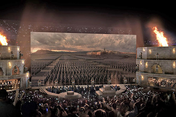 'Game of Thrones' Live Concert Experience coming to Bryce ...