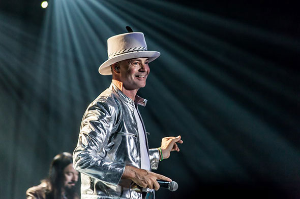 Tragically Hip Concert To Be Shown In Wasaga Beach