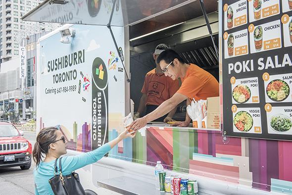 Hawaiian Food Truck Toronto