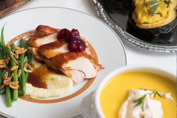 Thanksgiving dinner toronto