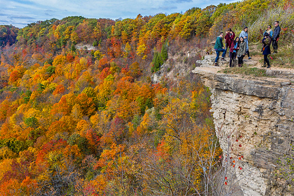 The top 5 fall day trips from Toronto