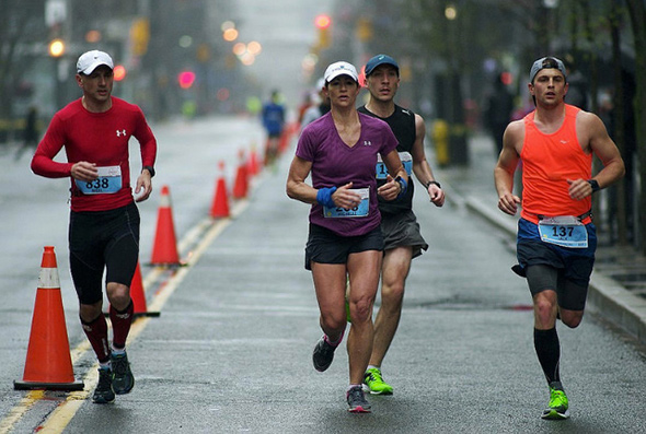 running events toronto