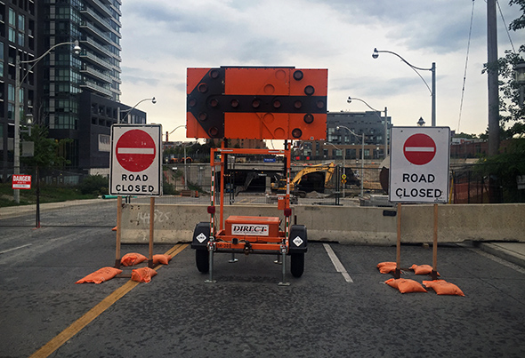 Dufferin Jog Toronto