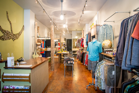 green retailers toronto