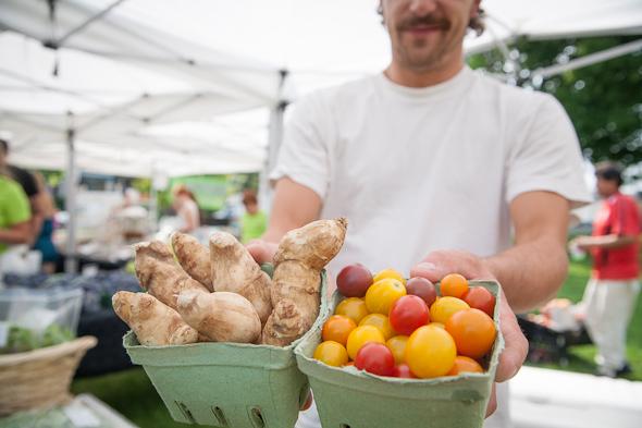farmers market toronto