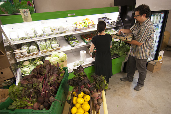 organic stores toronto