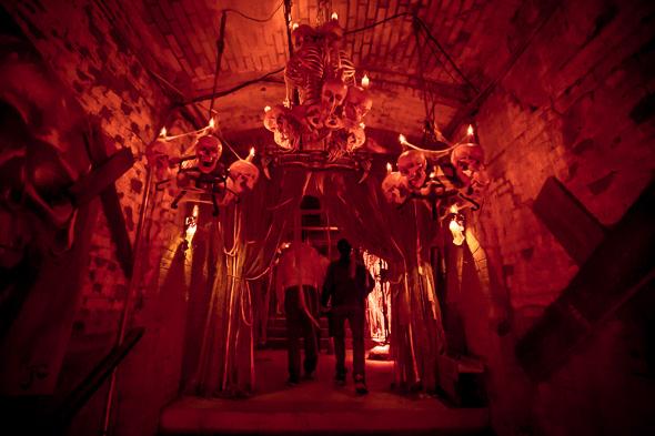 casa loma haunted house