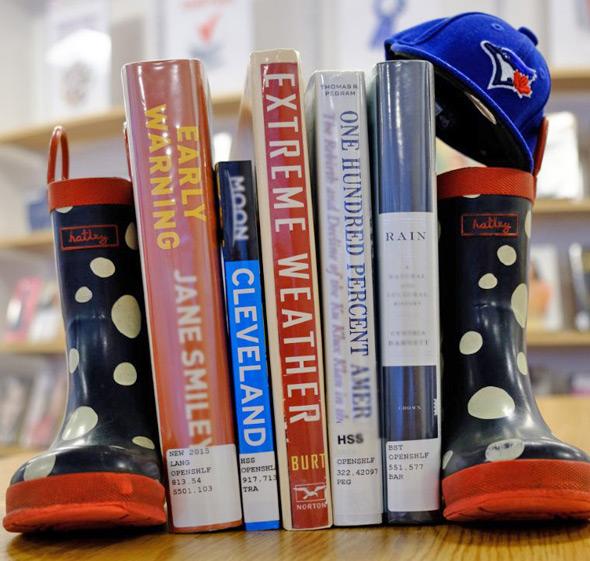 toronto public library blue jays