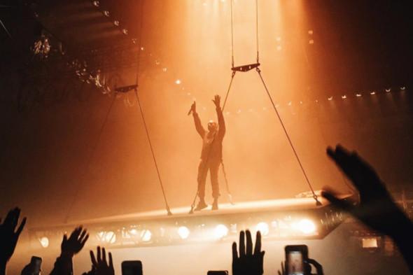 Kanye West Toronto