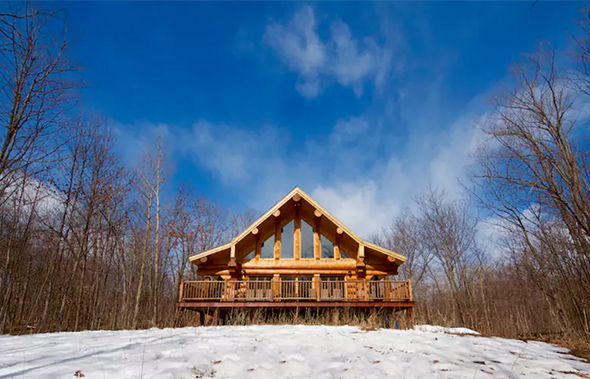 5 chalets you can rent this winter that are near toronto for Ski liberty cabin rentals