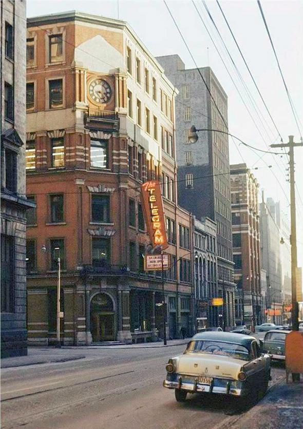 1950 Τορόντο