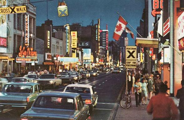 Toronto 1960s