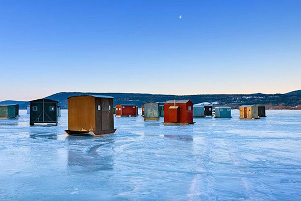 Events In Toronto The Top 7 Ice Fishing Destinations In