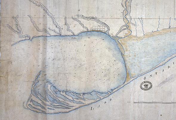 plan of York 1793