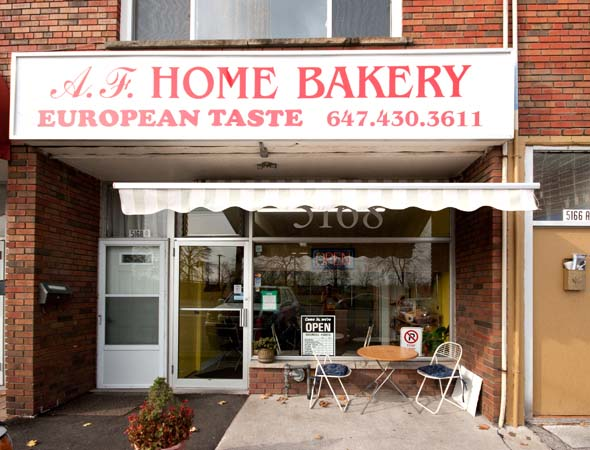 AF Home Bakery