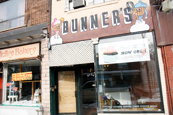 Bunners Bake Shop