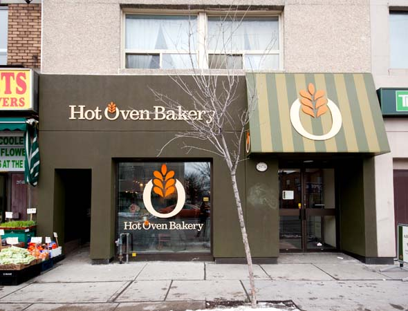 Hot Oven Bakery