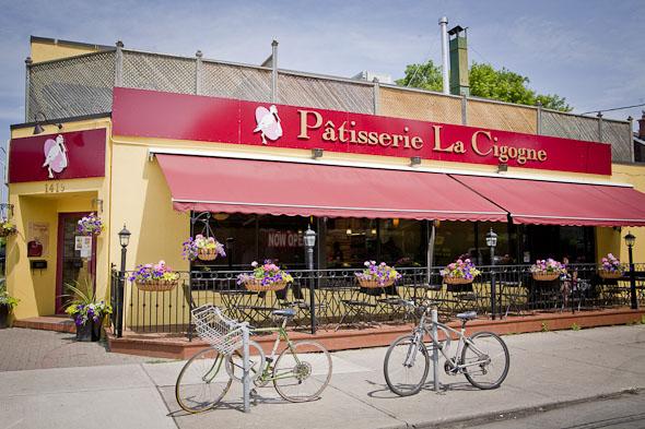 Patisserie La Cigogne