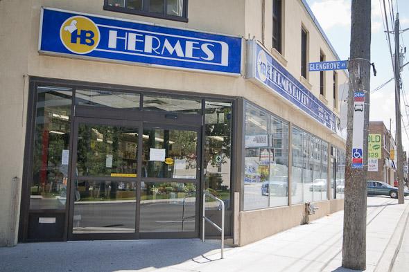 Hermes Bakery Toronto