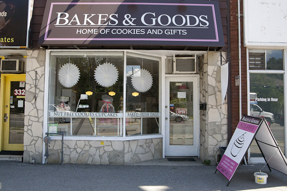 bakes and goods