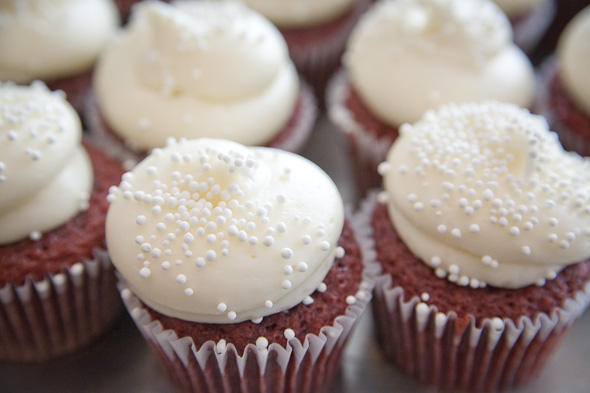 Short and Sweet Cupcakes