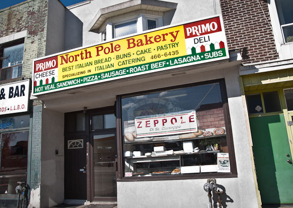 North Pole Bakery