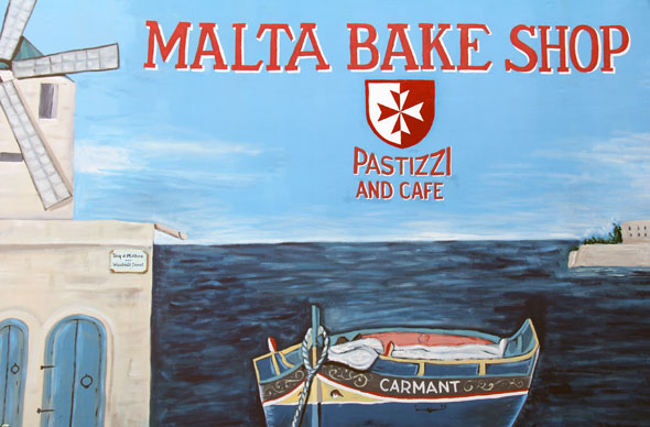 Malta Bake Shop Dundas West