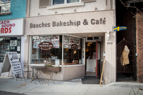 beaches bakeshop toronto