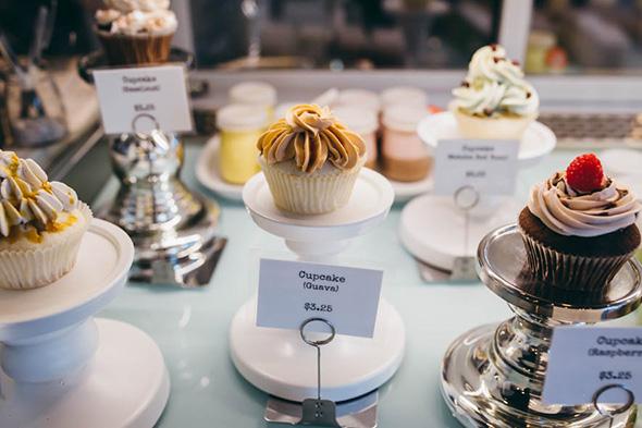 Sweet Note Desserts