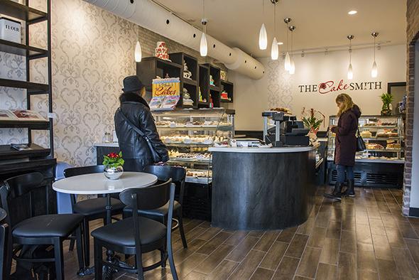 The Cake Smith Toronto