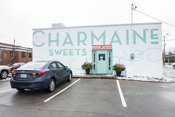 Charmain Sweets