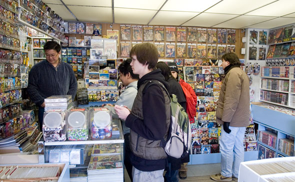 Excalibur Comics Toronto