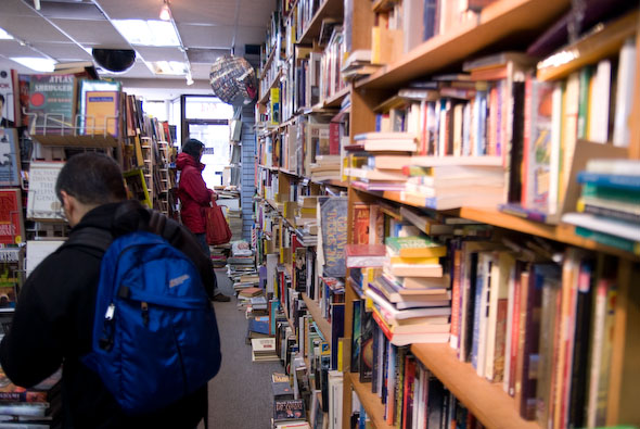 NDJ Books Toronto