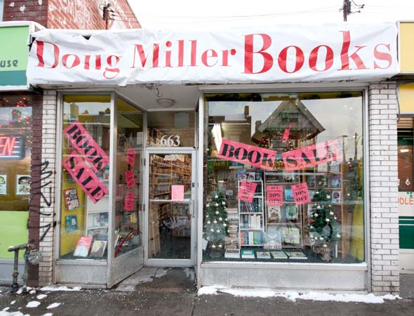 Doug Miller Books