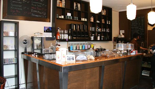 Broadview Espresso Inside