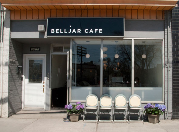 Belljar Cafe