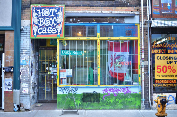 Hot Box Cafe Toronto