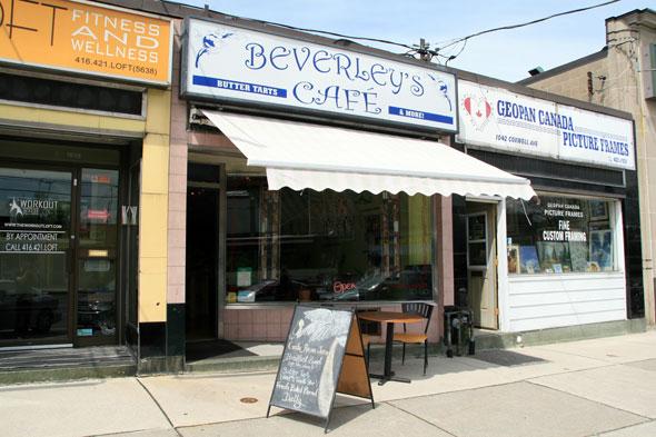 Beverleys Cafe