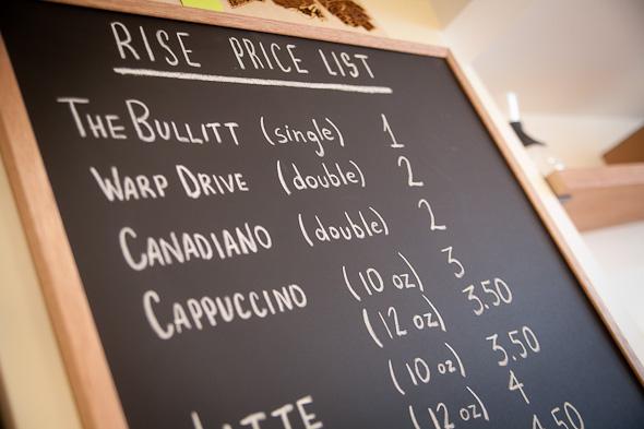 Rise Espresso